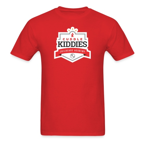 Cuddle Kiddies Man's Tshirt - Men's T-Shirt