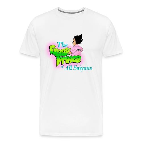 Fresh Prince of all Saiyans - Men's Premium T-Shirt