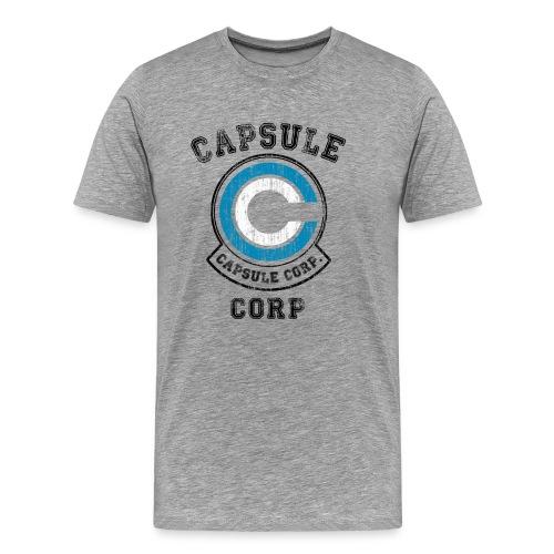 Capsule Corp College  - Men's Premium T-Shirt