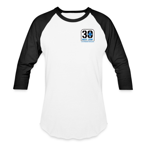 30+Bootcamp Original. - Baseball T-Shirt
