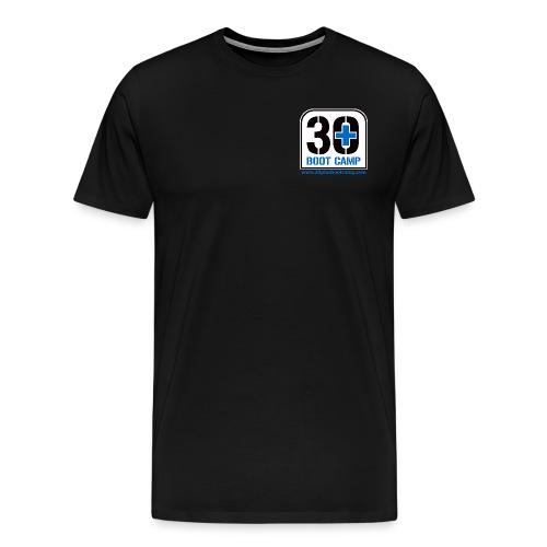30+Bootcamp Original. - Men's Premium T-Shirt