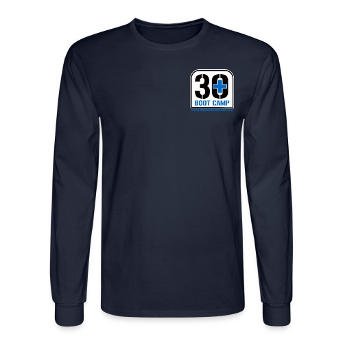 30+Bootcamp Original. - Men's Long Sleeve T-Shirt