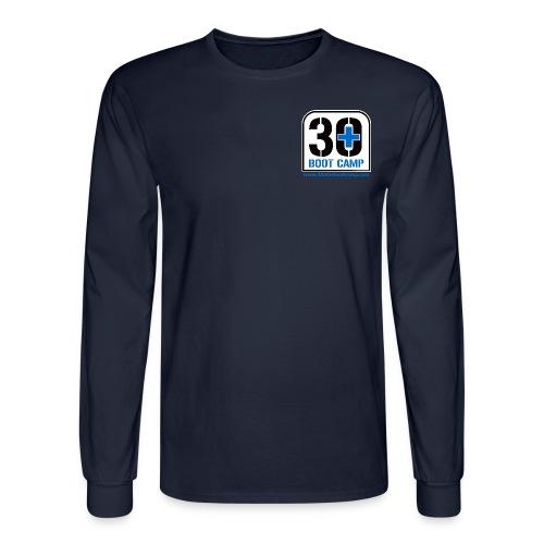 30+Bootcamp Original. - Men's Long Sleeve T-Shirt
