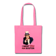 Bags & backpacks ~ Tote Bag ~ I Want You For Boston