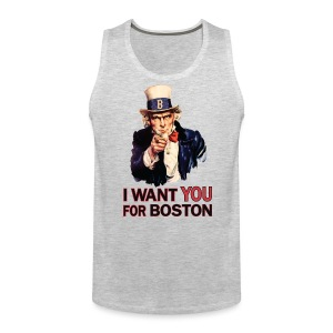I Want You For Boston
