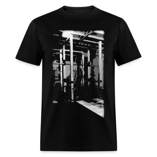 Power Rack - Men's T-Shirt