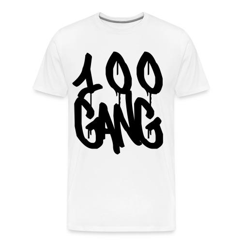 100Gang T-Shirt - Men's Premium T-Shirt