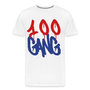 100Gang T-Shirt - Men's Premium T-Shirt