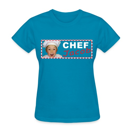 Chef Jacob Women's T-Shirt - Women's T-Shirt