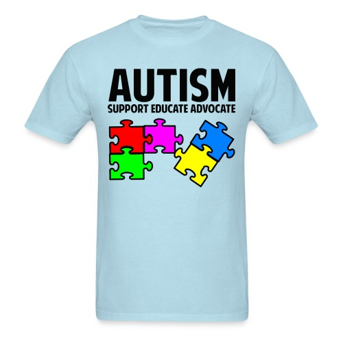 Autism Shirt - Men's T-Shirt