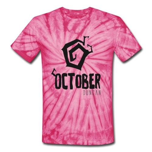 women ty-dye  - Unisex Tie Dye T-Shirt