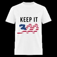 T-Shirts ~ Men's T-Shirt ~ Keep it 300 T shirt