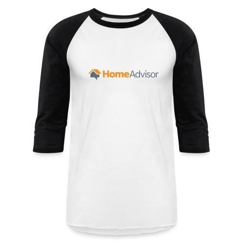 Baseball Shirt - White/Black - Baseball T-Shirt