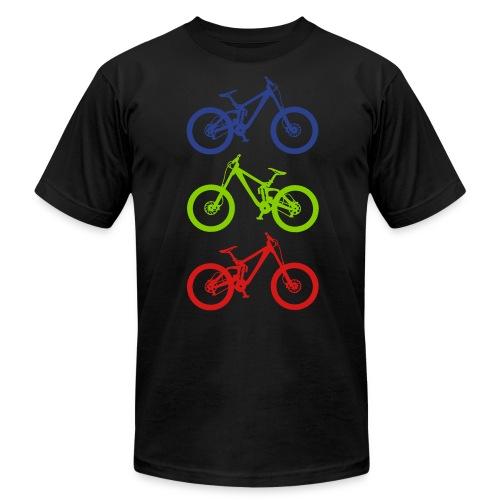 dirt 3er T-Shirts - Men's Fine Jersey T-Shirt
