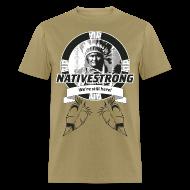 T-Shirts ~ Men's T-Shirt ~ ss_nstrong2_back T-Shirts