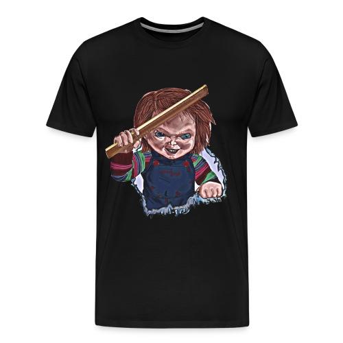 Massacre Killer Chucky - Men's Premium T-Shirt