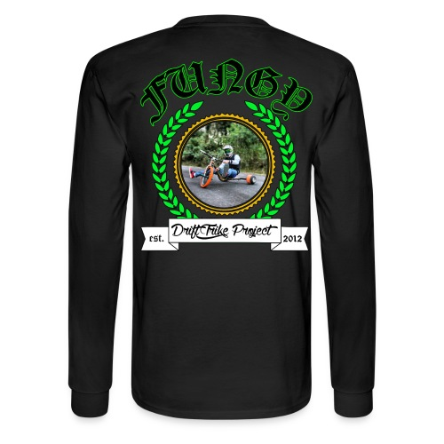 Fungy DTP long sleeve T - Men's Long Sleeve T-Shirt
