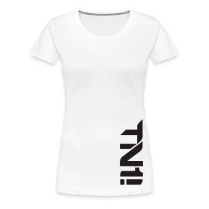 TN1! - Women's SideKick T-Shirt  - Women's Premium T-Shirt