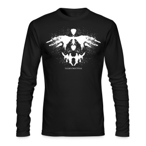 RORSCHACH_white - Men's Long Sleeve T-Shirt by Next Level