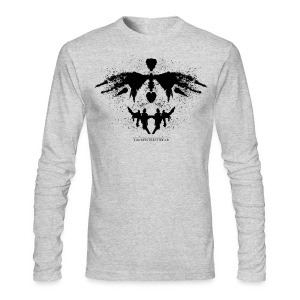 RORSCHACH_black - Men's Long Sleeve T-Shirt by Next Level