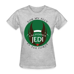 Women's California Jedi - Women's T-Shirt