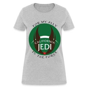 Women's California Jedi - Women's T-Shirt