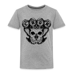 Skullafly (2-4Yrs) - Toddler Premium T-Shirt