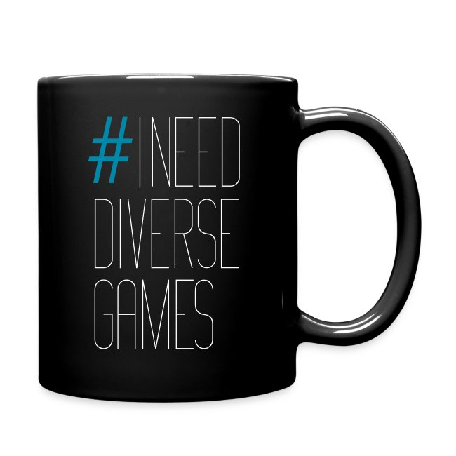 INDG Mug w/Logo art & Hashtag