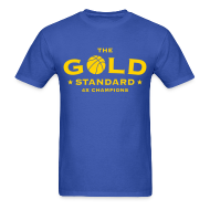 T-Shirts ~ Men's T-Shirt ~ The Gold Standard Shirt