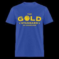 T-Shirts ~ Men's T-Shirt ~ The Gold Standard Shirt