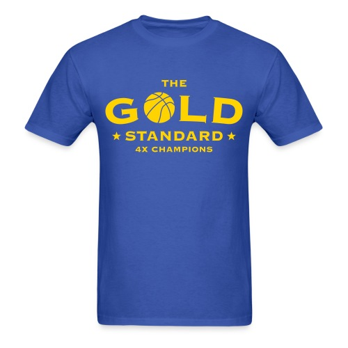 The Gold Standard Shirt - Men's T-Shirt