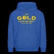 Hoodies ~ Men's Hoodie ~ The Gold Standard Hooded Sweatshirt