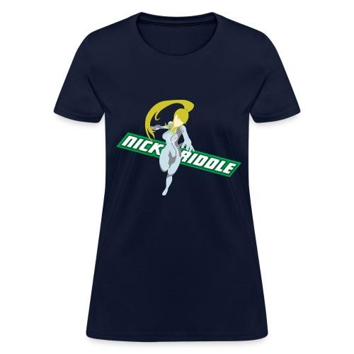 NickRiddle - Women's T-Shirt