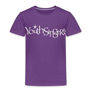 Toddler YSC Tee - Toddler Premium T-Shirt