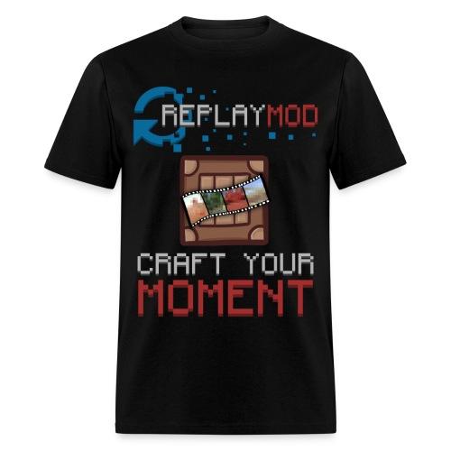 Replay Mod Workbench | Men's T-Shirt - Men's T-Shirt