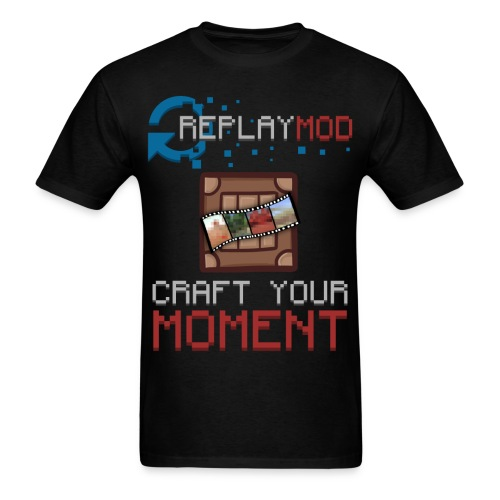 Replay Mod Workbench   Men's T-Shirt - Men's T-Shirt