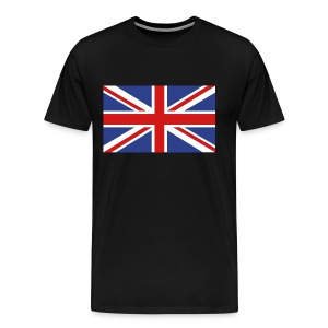 Union Jack TShirt - Men's Premium T-Shirt