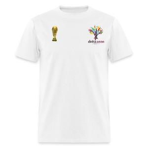 كاس العالم الدوحة 2020 - Men's T-Shirt