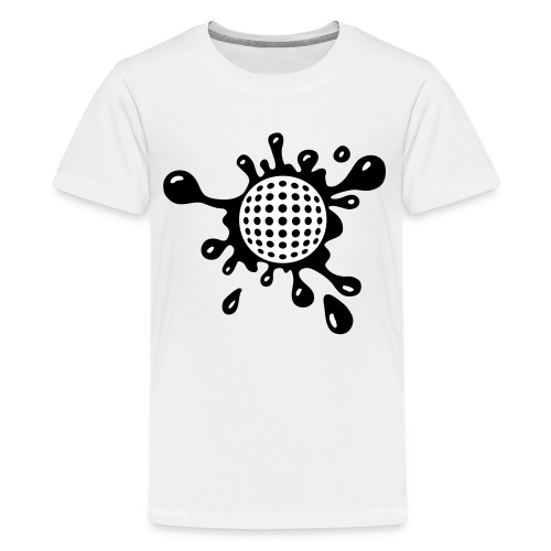 golf ball - Kids' Premium T-Shirt