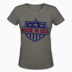 Made_In_USA Women's T-Shirts
