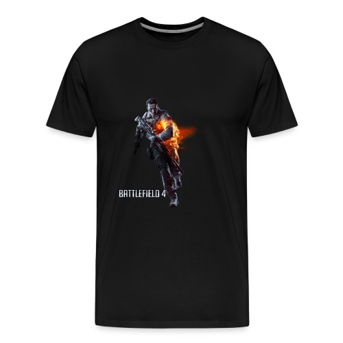 btf4 - Men's Premium T-Shirt