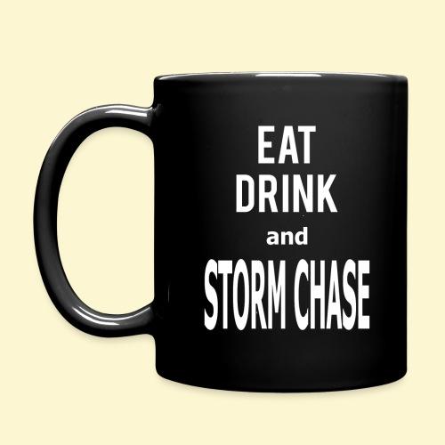 Eat Drink and Storm Chase Mug - Full Color Mug