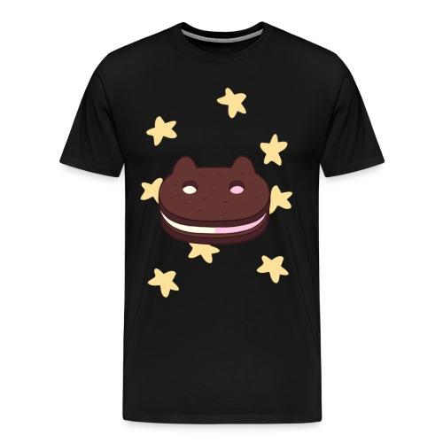 Cookie Cat T SHIRT - Men's Premium T-Shirt