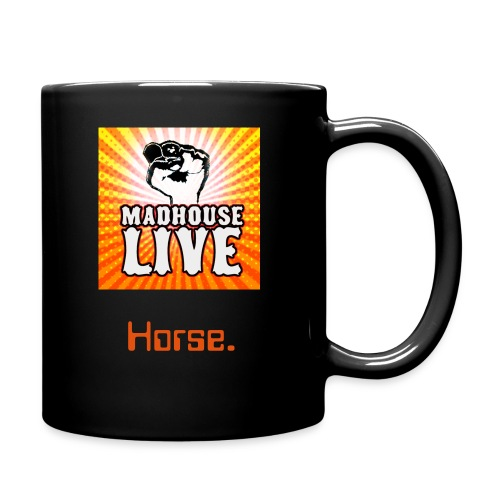 Madhouse Horse. Mug - Full Color Mug
