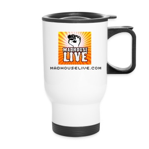 Madhouse Travel Cup - Travel Mug