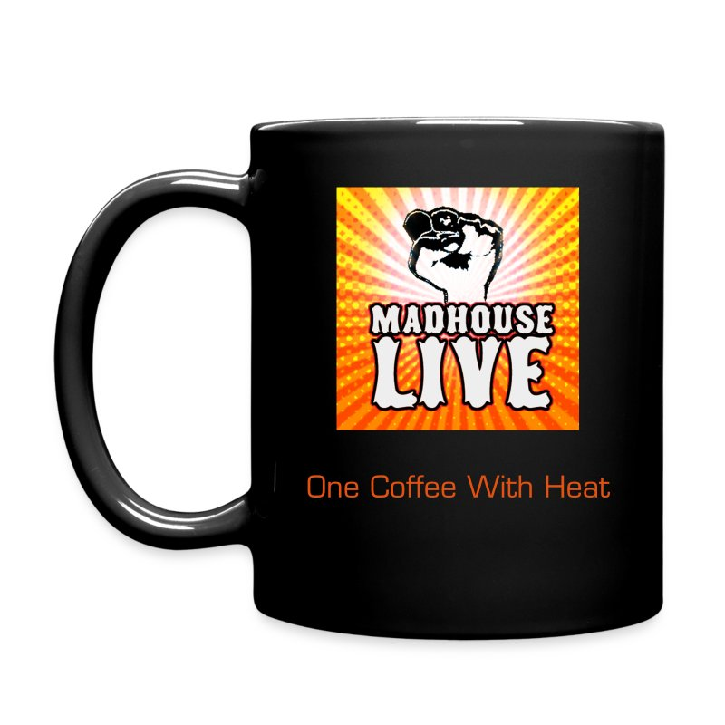 Madhouse One Coffee WIth Heat Mug - Full Color Mug