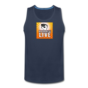 Madhouse Fist Burst Tanktop - Men's Premium Tank
