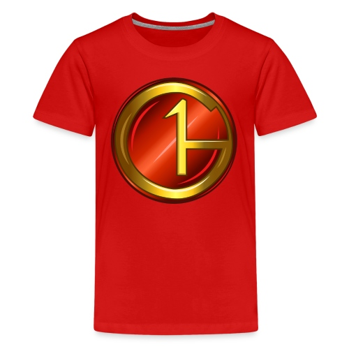 O1G Logo (Kid's T-Shirt) - Kids' Premium T-Shirt