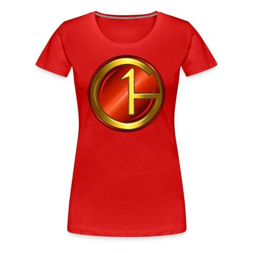 O1G Logo (Women's T-Shirt) - Women's Premium T-Shirt