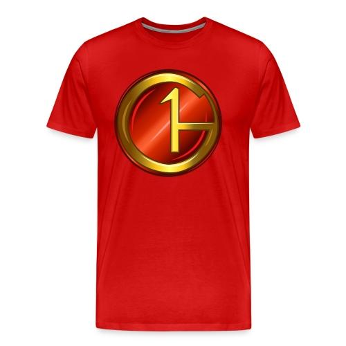 O1G Logo (Men's T-Shirt) - Men's Premium T-Shirt